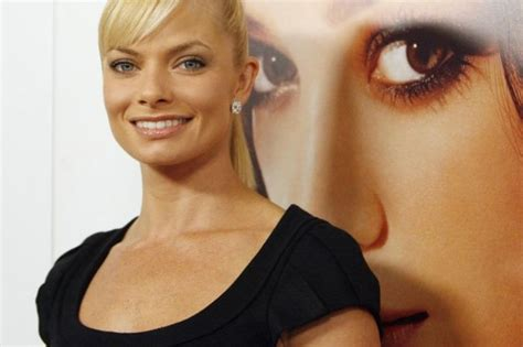 Jaime Pressly Confirms Shes A Baby Boy by Jaime Pressly Says God Cut Slack Gave