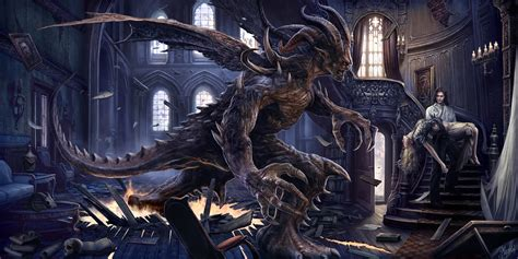 Sho Black Magic black magic by dusanmarkovic on deviantart