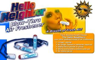 Air Freshener For Office Cubicle Hello Personal Air Freshener And Odor Neutralizer