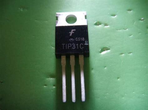 transistor tip 31 transistor npn tip31c saguerelectronica