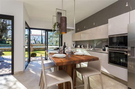 cuisine architecte maison d architecte contemporain cuisine par