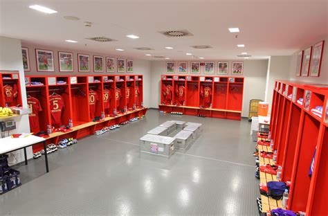 changing room football the world s catalog of ideas