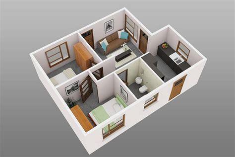 2 bedroom house interior designs 30 inspira 231 245 es de plantas de casas para seu projeto