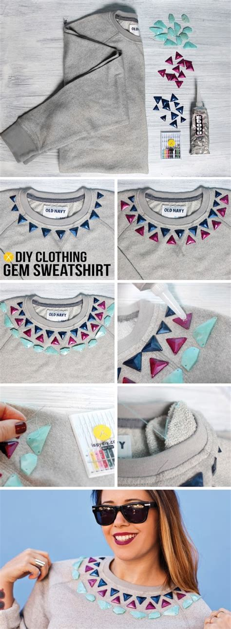 diy clothes crafts 19 diy fashion projects