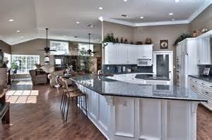 kitchen with island and peninsula sold fantastic mabury ranch home from tarbell s