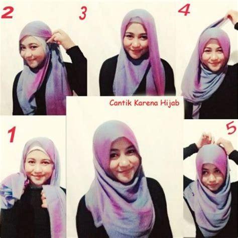 Ini Dia Cara Memakai Hijab Paris Yang Mudah Untuk Aktifitas Sehari | ini dia cara memakai hijab paris yang mudah untuk
