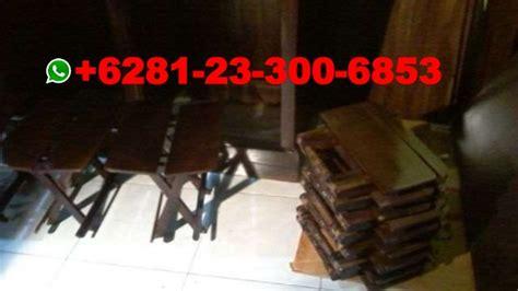 Meja Lipat Bandung jual kerajinan ukiran kayu meja lipat murah bandung meja