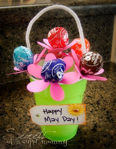 may day crafts for secrets of a may day baskets for friends