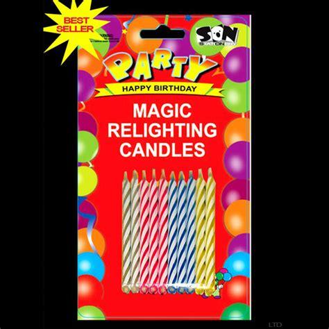 Diskon Lilin Ajaib Magic Candle jual alat tulis kantor murah surabaya 187 magic relighting candle lilin ajaib 171 sarana sukses surabaya