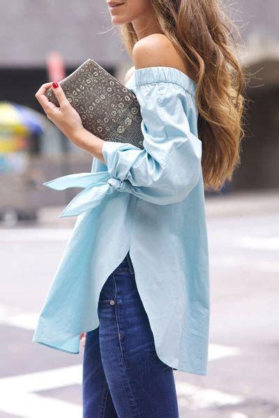 Carolline Longsleeve Maxi Denim Diskon crochet flower spliced sleeve blouse sleeve bow ties and the shoulder