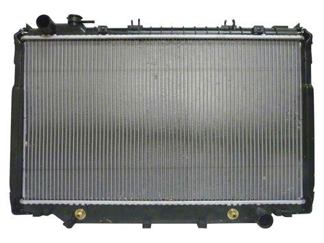 New Tank Top Tank Radiator Toyota Agya Ayla 2014 10005052 Mobil aluminium plastic radiator suitable for landcruiser 80 series