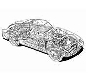 1954 Alfa Romeo 2000 Sportiva Bertone  Studios