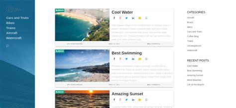 customize blog layout drupal 7 divi plugin highlight divi custom blog module elegant