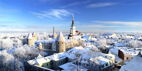 Home Courtyards A Guide To Winter In Tallinn Estonian Experience