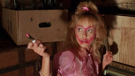 night of the demons suzanne night of the demons 1988 review basementrejects