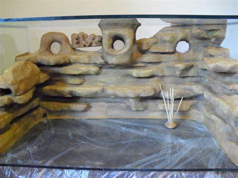 Reptile Cage Decor by Diy Vivarium Reed Decoration Petdiys