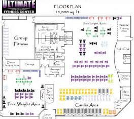 Fitness Floor Plan Floor Plan Lacey Ultimate Fitness Center