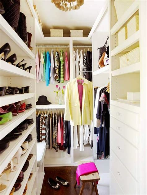 Walk In Wardrobe In Small Space by Modern Furniture Storage Solutions For Closets 2014 Ideas