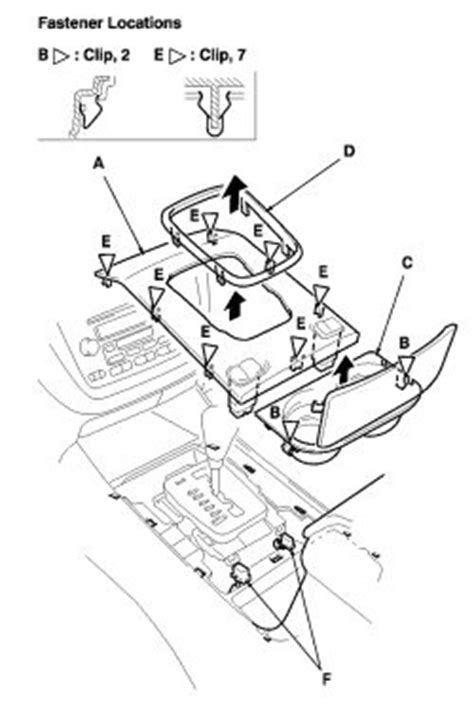 change mode control activator 2005 acura rl repair guides auxiliary heating air conditioning