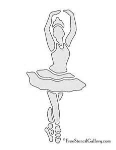 ballerina template stencil ballerina picture quotes