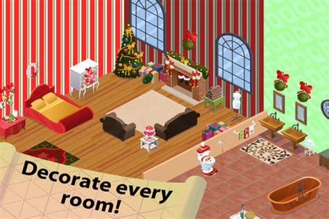 home design story online game home design story christmas app for ipad iphone games