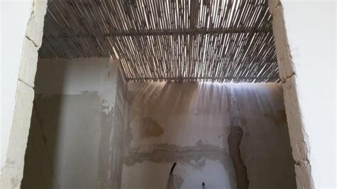 abbassamento soffitto foto abbassamento soffitto realizzato con arelle in