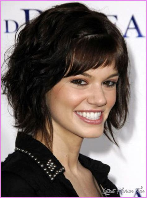hairstyles for thick frizzy hair pictures short haircuts thick curly hair latestfashiontips com