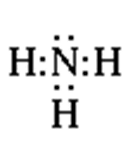 electron dot diagram of nh3 ch107 lec 15