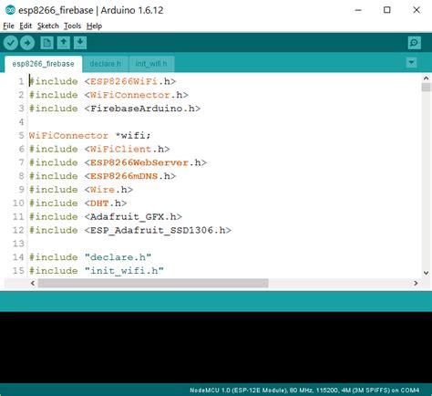 arduino code library software