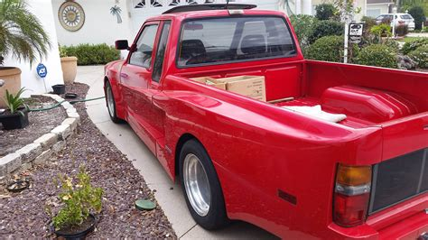 ferrari pickup truck truckstarossa is a toyota pickup that thinks it s a