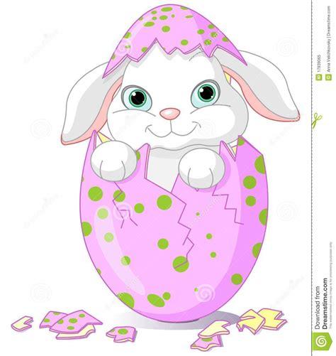imagenes de huevos kawaii conejito del beb 233 de pascua tramado a partir de un huevo