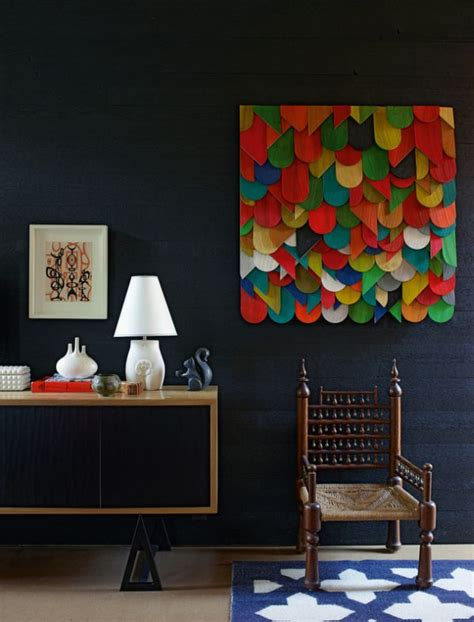 diy 3d home design add dimension and color to your home with 3d wall art