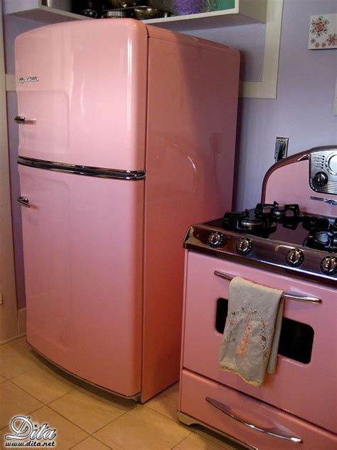 vintage kitchen appliances pink retro appliances things for the home pinterest