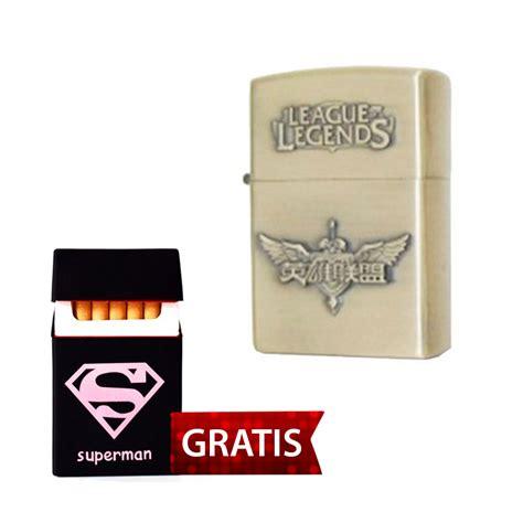 Kalung Kotak Salib Motif 1 korek elektrik besi motif league of legends gratis cover