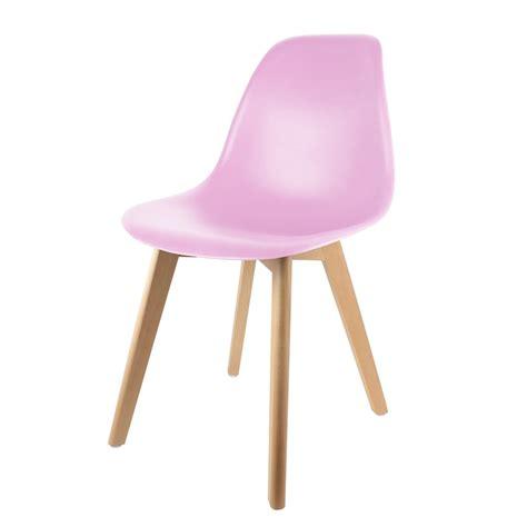 chaise pour enfant chaise scandinave enfant coque pp home design