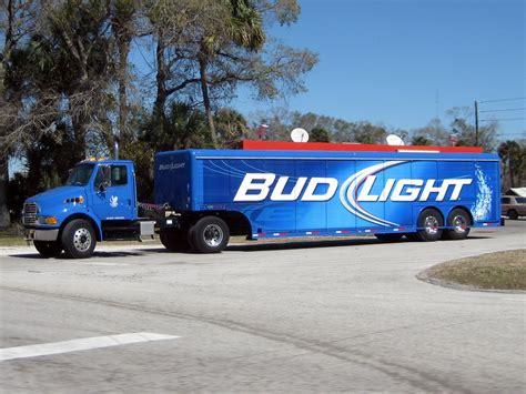 bud light truck driving jobs bud light sterling acterra truck in the bithlo fl area