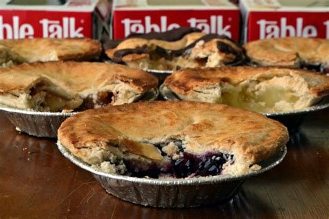 Table Talk Pies Worcester Ma by Table Talk Pies Classic New Brands