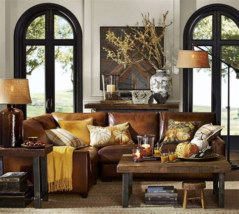 pottery barn interior design 129 best images about decorate your home for fall on