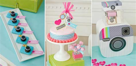 birthday themes for tweens kara s party ideas instagram themed birthday party via