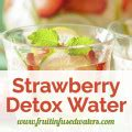 Orange And Strawberry Detox Water Benefits by Strawberry Mint And Lemon Water Detox Drink