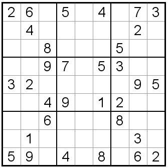 sudoku printable version sudoku puzzles easy 89 92 number squares print