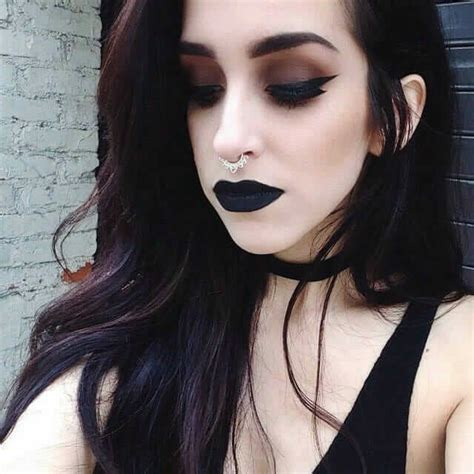 makeup dark 35 great grunge make up ideas page 7 of 9 cosmico