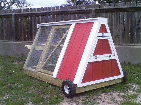 mobile chicken coop mobile chicken coops hen house
