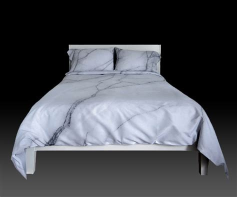 marble bed black white marble bedding dudeiwantthat com
