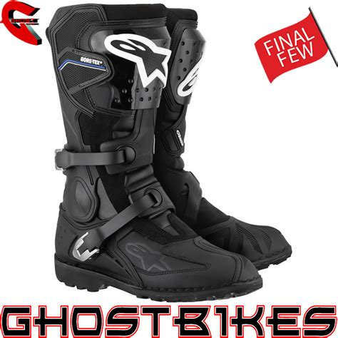 alpine motocross boots alpinestars toucan gtx tex motorcycle motocross