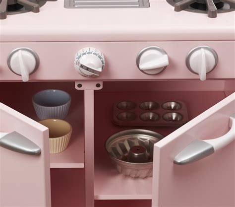 Pink Retro Kitchen Collection by Pink Retro Kitchen Collection Pottery Barn Kids