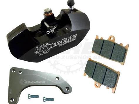 Motorrad Zubeh R Racing by Moto Master 4 Kolben Bremssattel Honda Bremss 228 Ttel
