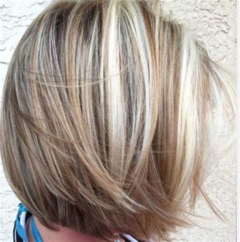 color highlights to blend gray into brown hair good for blending in gray hair ideas pinterest