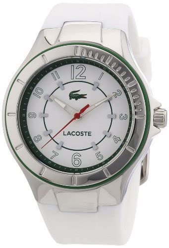 Lacoste Biarriz White Rubber discounted watches 50 or more 187 bogomash bogo