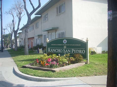 los angeles city housing authority section 8 rancho san pedro public housing wikipedia